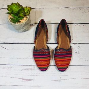 Central American flats boho chic